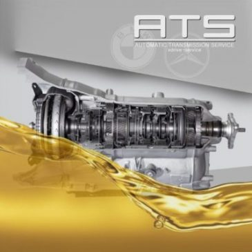 Fluid change in automatic transmission