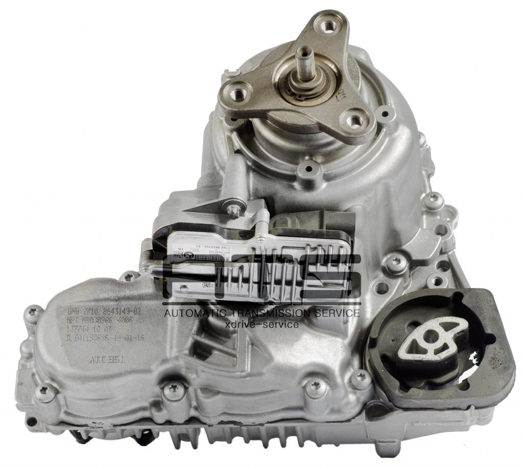 Bmw Xdrive Transfer Case: Automatic Transmission Service