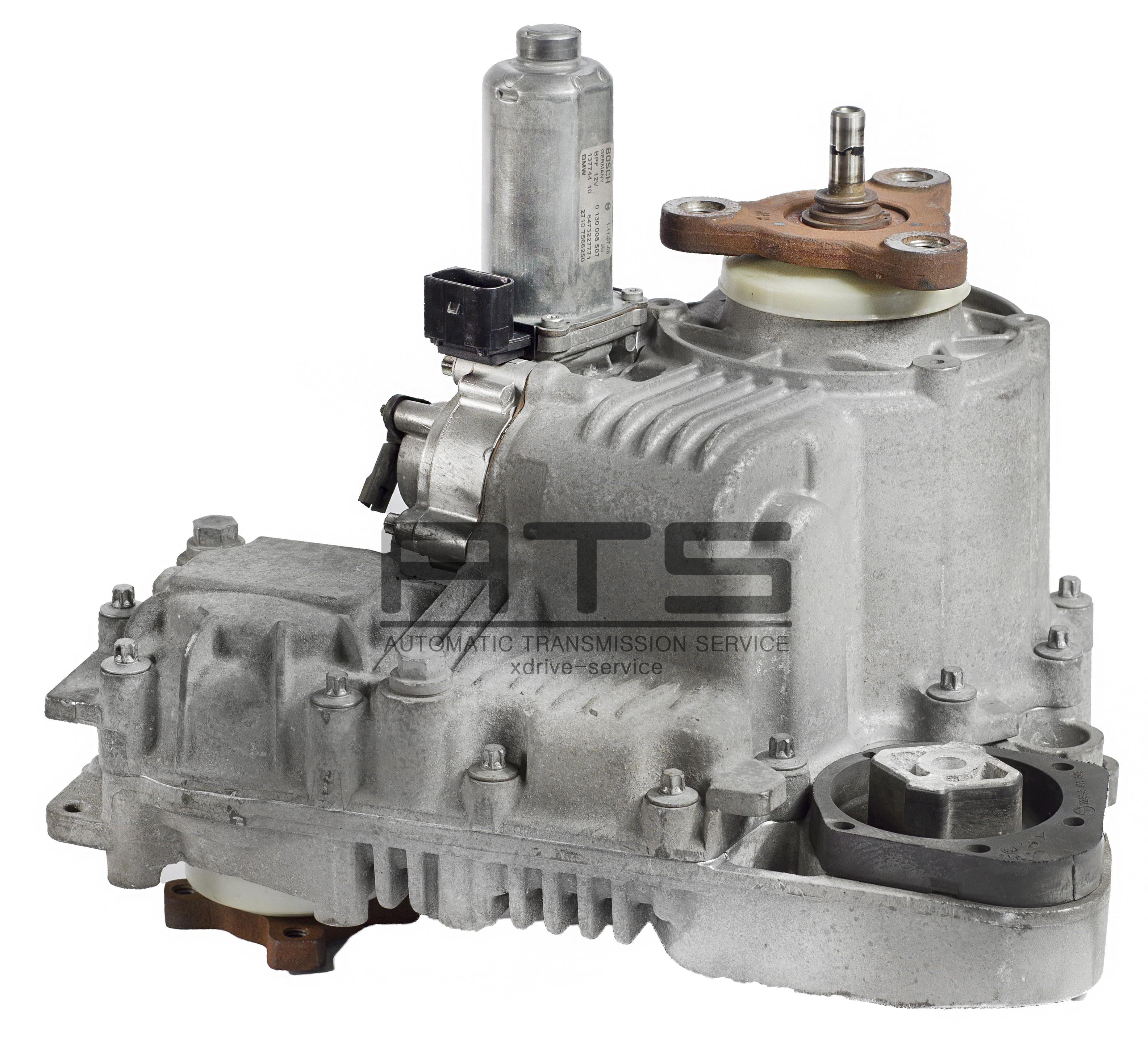 Skrzynia Rozdzielcza Atc400 Bmw X3 E83 Po Regeneracji