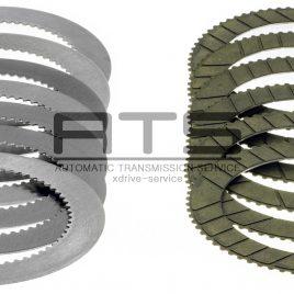 Zestaw naprawczy sprzęgła skrzyni rozdzielczej ATC300 BMW 3 E90, 5 E60
