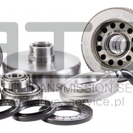 Transfer case repair kit for ATC300