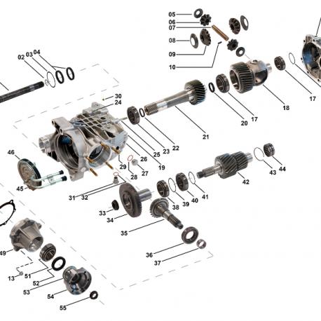 land rover cb40