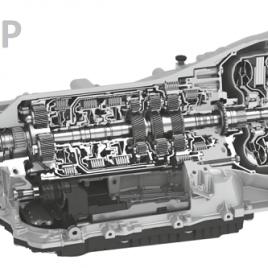 Skrzynie 8-biegowe ZF 8HP30 / 8HP45 / 8HP 55 / 8HP70 / 8HP90