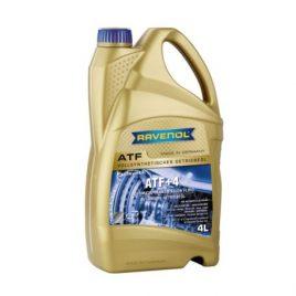 Olej przekładniowy Ravenol ATF+4 Fluid 4l