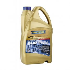Olej przekładniowy Ravenol Transfer Fluid ATF 6 HP Professional Line 4l
