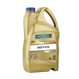 Olej przekładniowy Ravenol Transfer Fluid ATF DCT-F3 Professional Line 4l