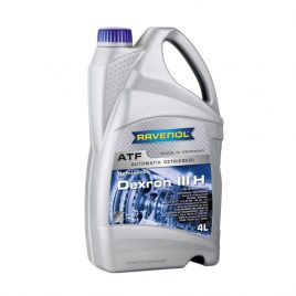 Olej przekładniowy Ravenol Transfer Fluid Dexron III H 4l