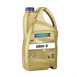 Olej przekładniowy Ravenol Transfer Fluid ATF DSIH 6 4l