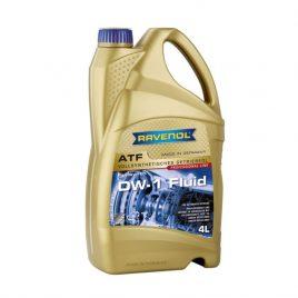 Olej przekładniowy Ravenol Transfer Fluid ATF DW-1 Professional Line 1l