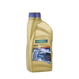 Olej przekładniowy Ravenol Transfer Fluid ATF Matic Fluid Type D 1l