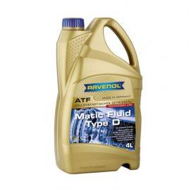 Olej przekładniowy Ravenol Transfer Fluid ATF Matic Fluid Type D 4l