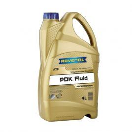 Olej przekładniowy Ravenol Transfer Fluid ATF  PDK Fluid 4l
